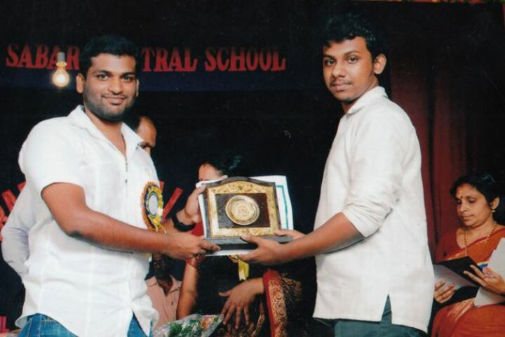 Sree Sabari Central School-Prize Distribution