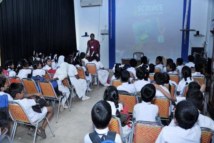 Sree Sabari Central School-Workshop