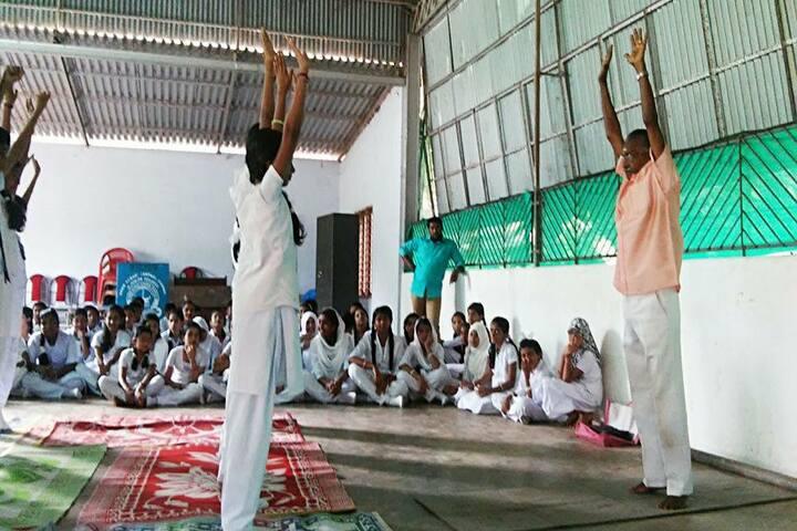 Sree Sabari Central School-Yoga