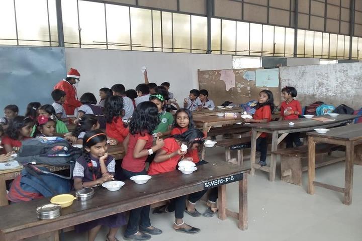 Sree Sankara Vidya Peedhom English Medium School-Christmas Celebrations