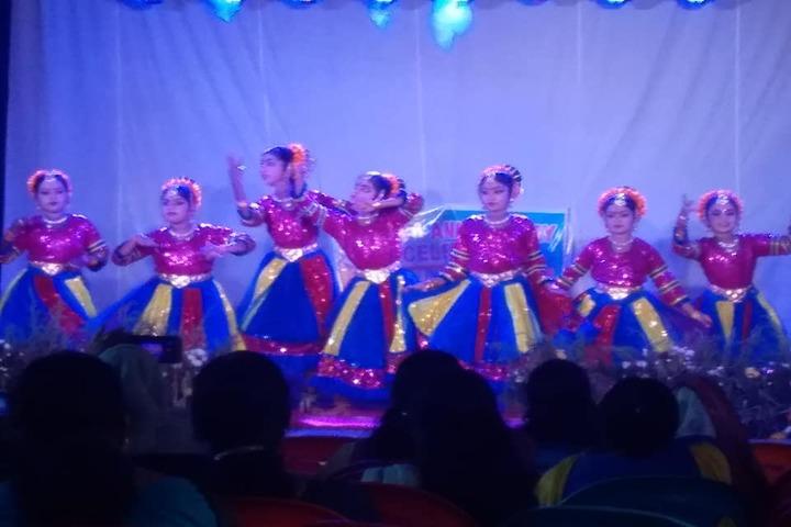 Sree Sankara Vidya Peedhom English Medium School-Dance Performance