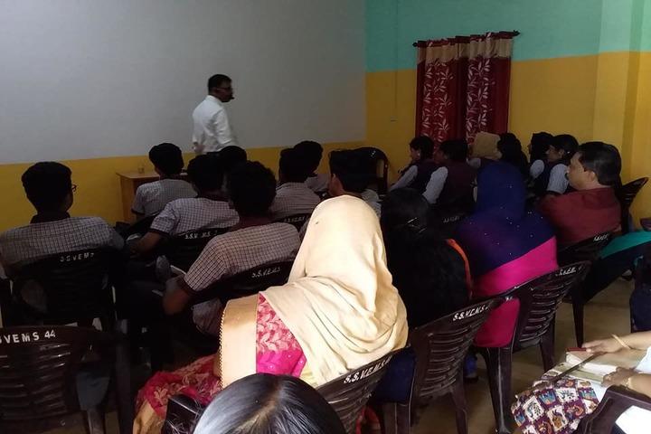 Sree Sankara Vidya Peedhom English Medium School-Motivation Class