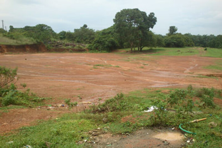 Sree Sankara Vidya Peedhom English Medium School-Playground