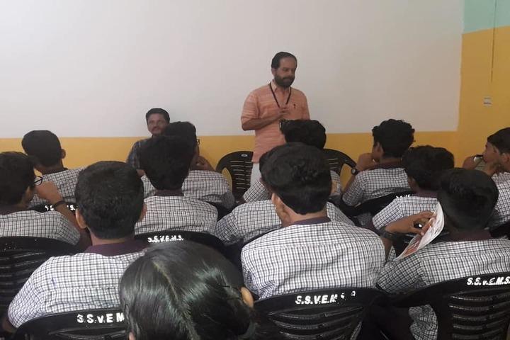 Sree Sankara Vidya Peedhom English Medium School-Population Day