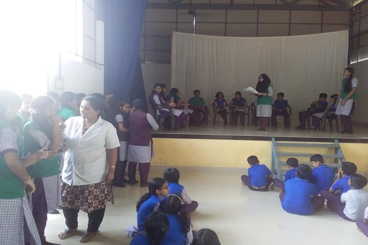 Sree Sankara Vidya Peedhom English Medium School-Quiz Competition