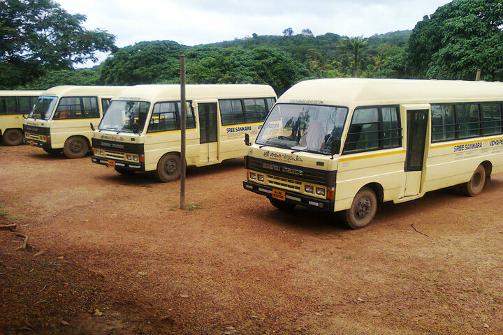 Sree Sankara Vidya Peedhom English Medium School-Transport