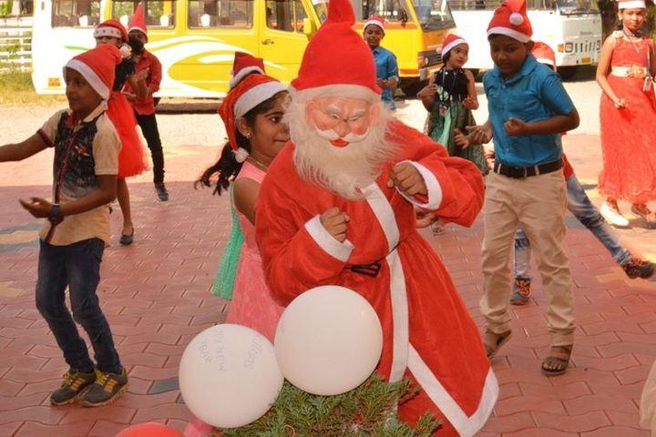 Sree Sankara Vidyalayam English Medium School-Christmas