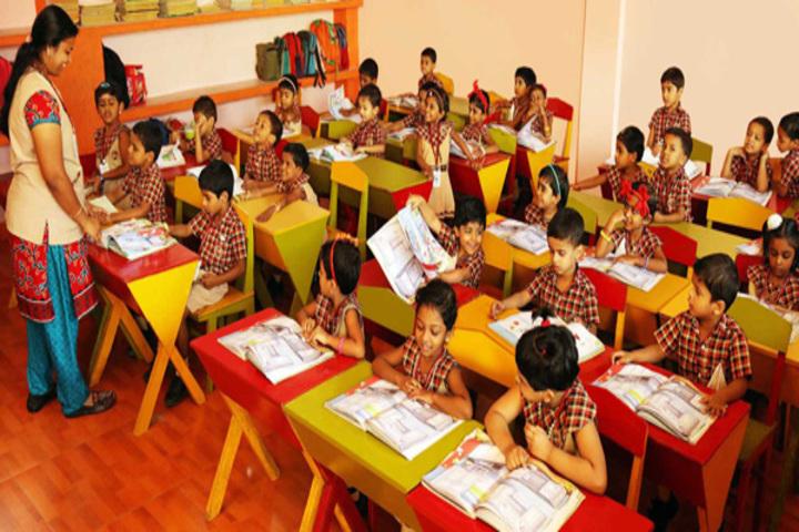 Sree Sankara Vidyalayam English Medium School-Classroom