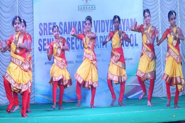 Sree Sankara Vidyalayam English Medium School-Dance