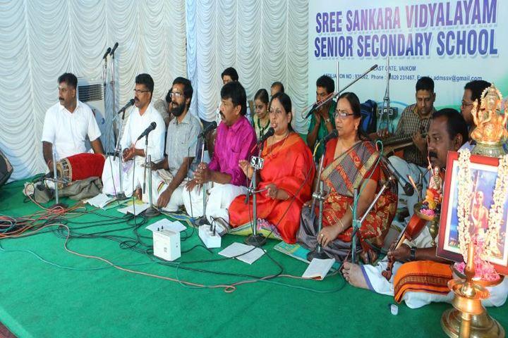 Sree Sankara Vidyalayam English Medium School-Event