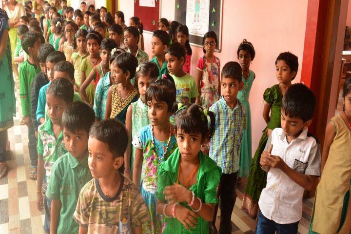 Sree Sankara Vidyalayam English Medium School-Kids