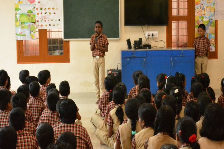 Sree Sankara Vidyalayam English Medium School-Speech