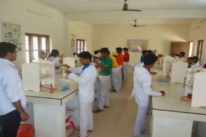 Sree Saraswathy Vidya Mandir-Lab