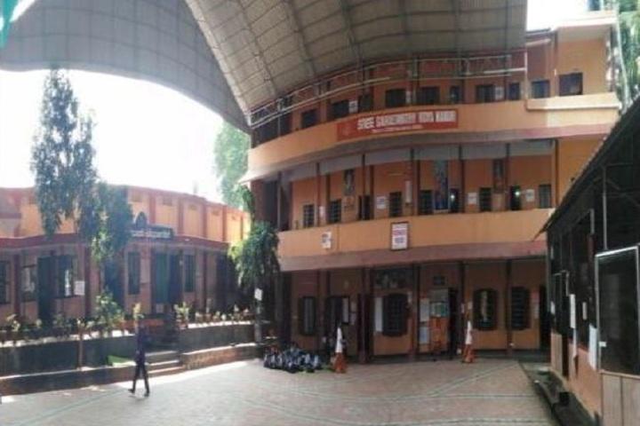 Sree Saraswathy Vidya Mandir-School VIew