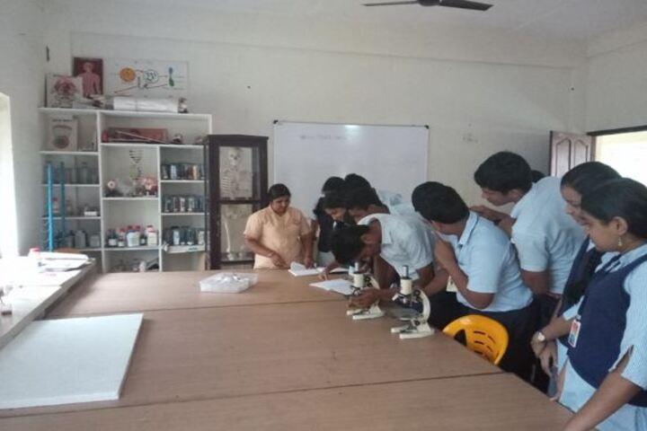 Sree Saraswathy Vidya Mandir-Biology Lab