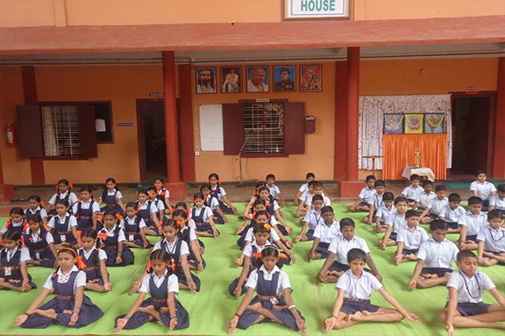 Sree Saraswathy Vidya Mandir-Yoga