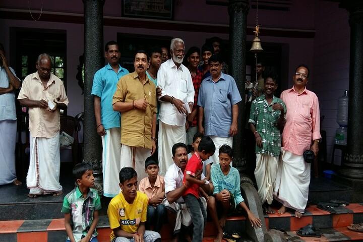 Sree Vijayananda Vidya Peedom-Excursion