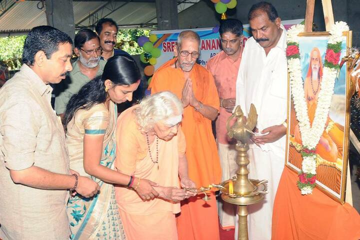 Sree Vijayananda Vidya Peedom-Teachers Day
