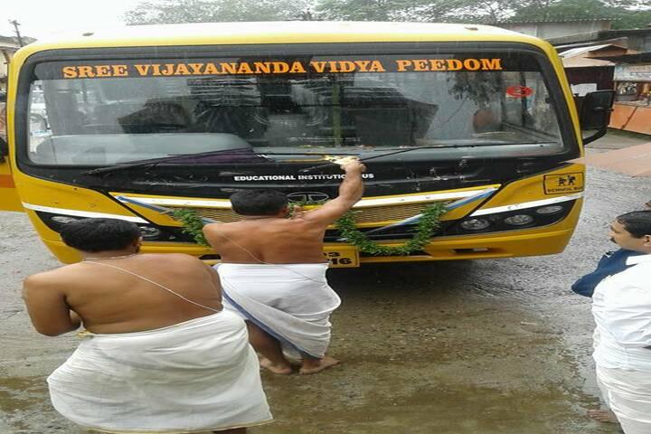 Sree Vijayananda Vidya Peedom-Transport