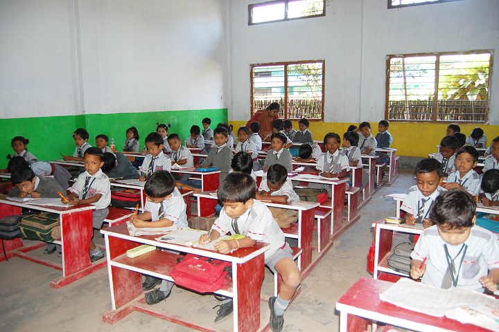Sangam Academy-Classroom