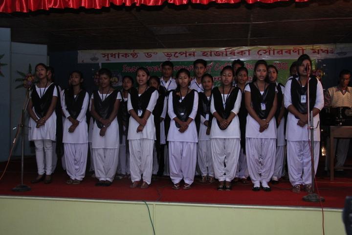 Sangam Academy-Singing
