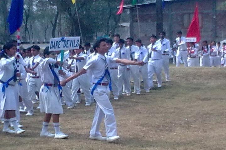 Sangam Academy-Sports