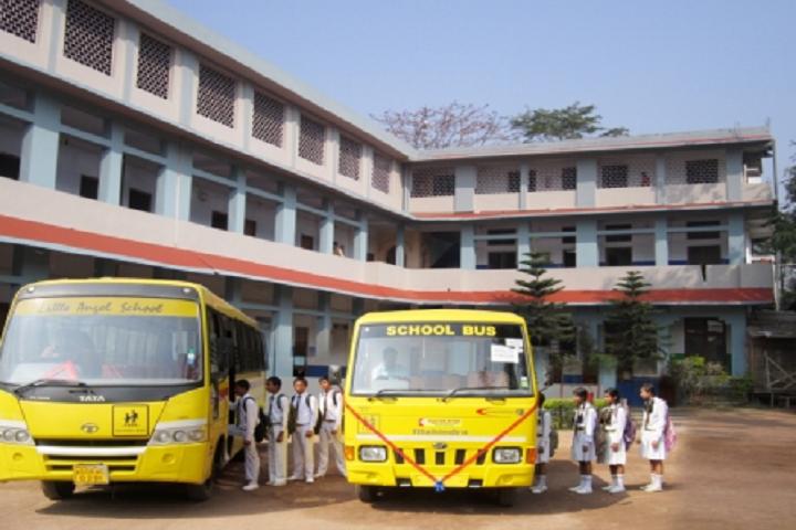 Sangam Academy-Transport