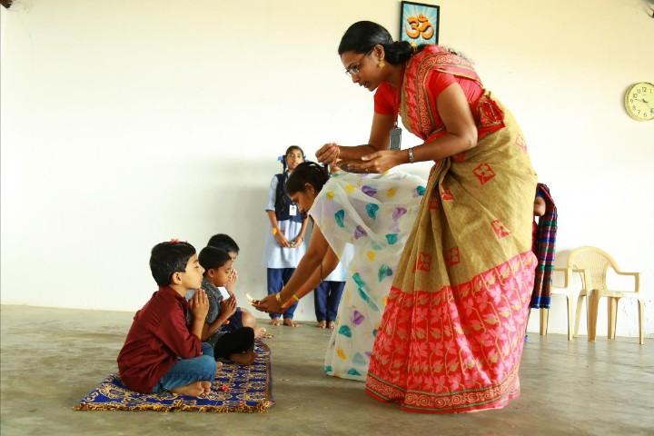 Sreenarayana Vidyaniketan Central School festival
