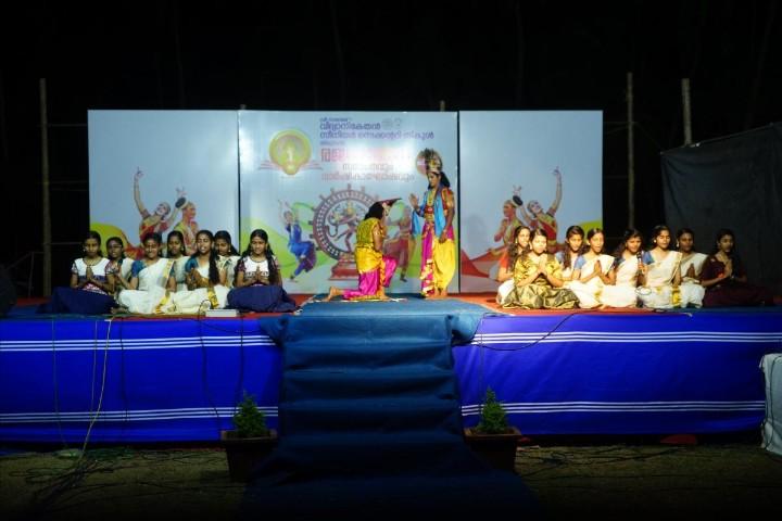 Sreenarayana Vidyaniketan Central School annual day