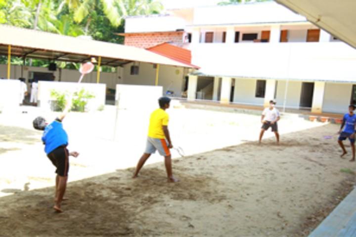 Sreenarayana Vidyaniketan Central School sports