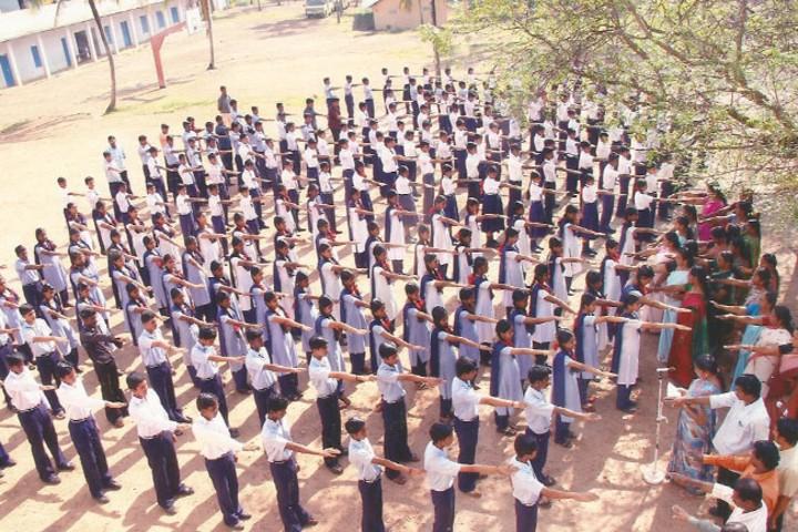 Sreeniketan Central School pledge