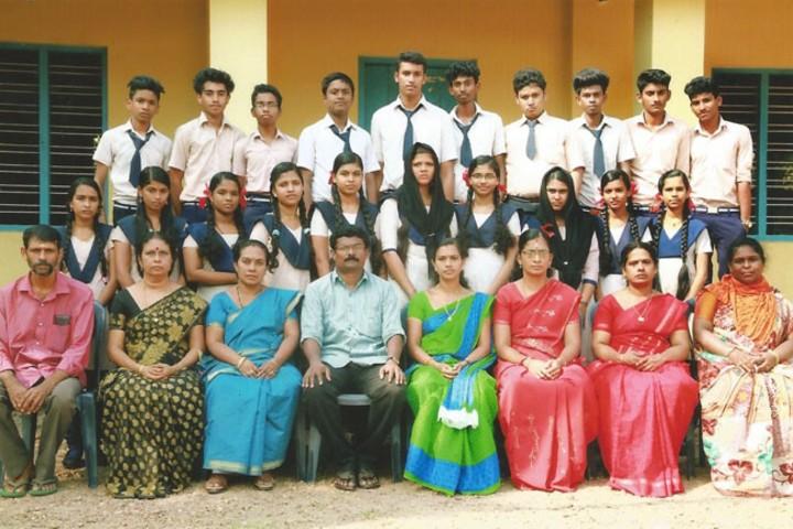 Sreeniketan Central School teachers