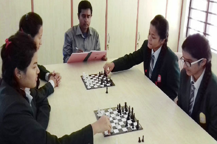 Sboa Public School- Chess Competition
