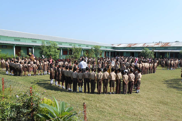 S E R S Public School-Play Ground