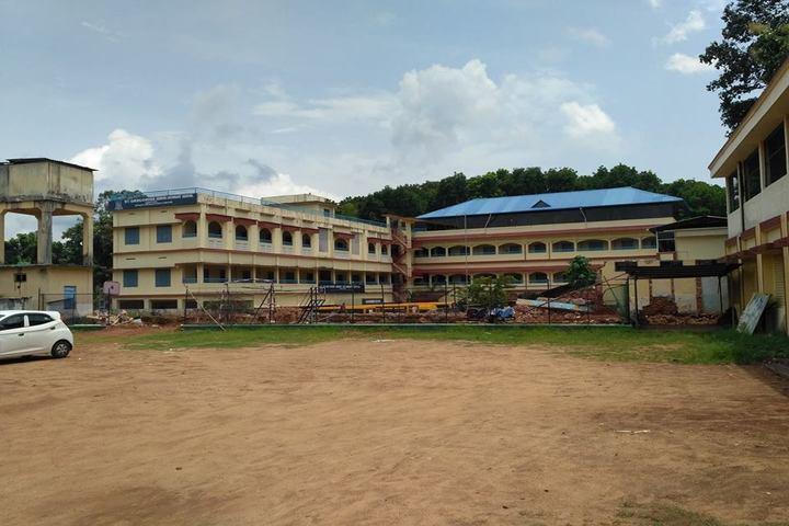 St Gregorios English Medium School-Campus View