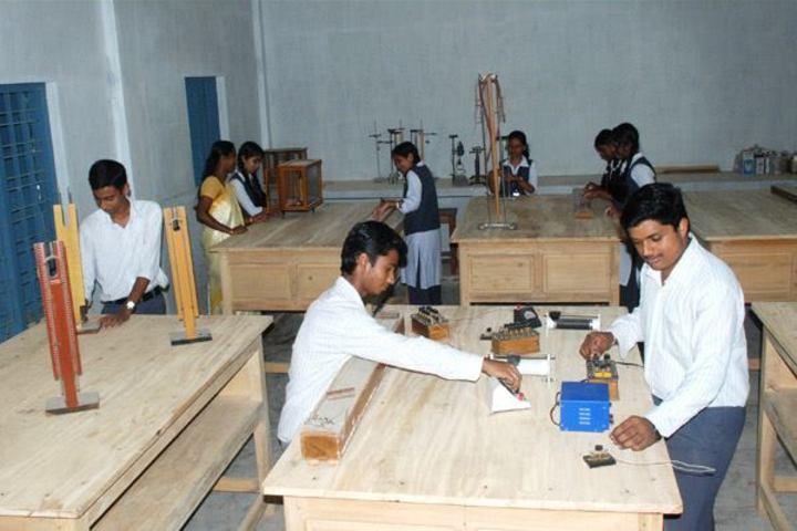 St Gregorios English Medium School-Physics Lab