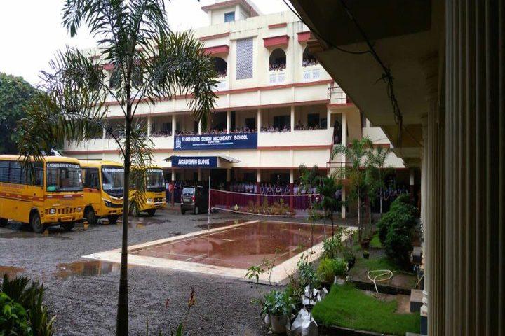 St Gregorios English Medium School-Transport