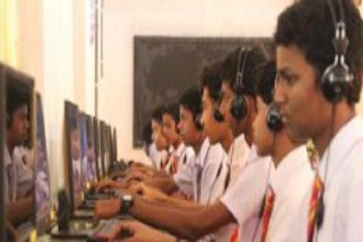 St Joseph English Medium School-Computer Lab