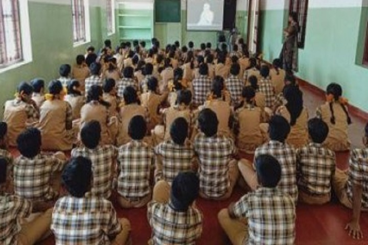 St Joseph English Medium School-Smart Class Room