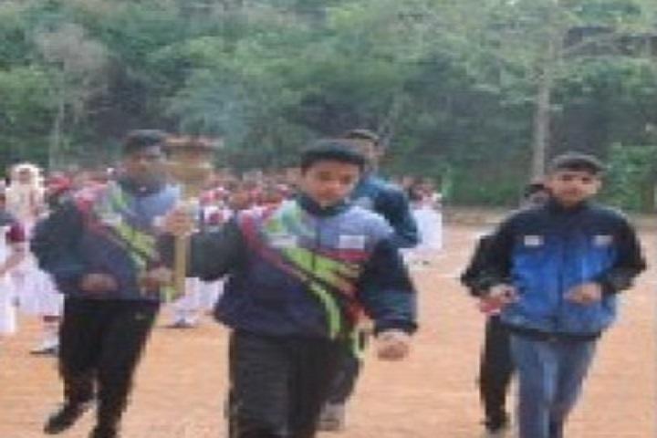 St Joseph English Medium School-Sports Day