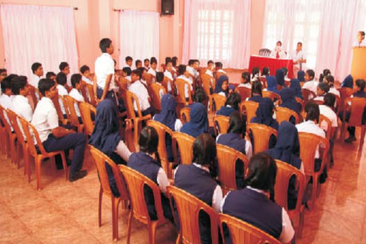 St Josephs English Medium School-Auditorium