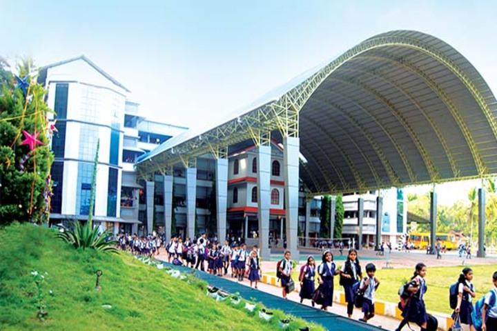 St Josephs English Medium School-Campus Overview