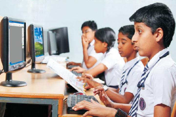 St Josephs English Medium School-Computer Lab