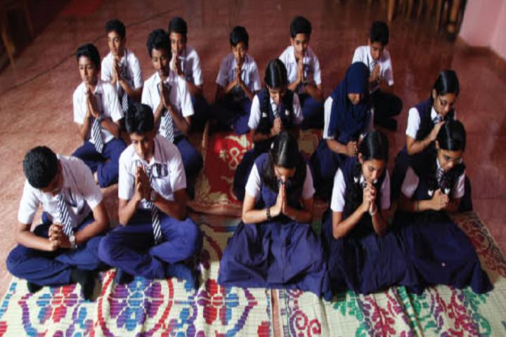 St Josephs English Medium School-Music Class