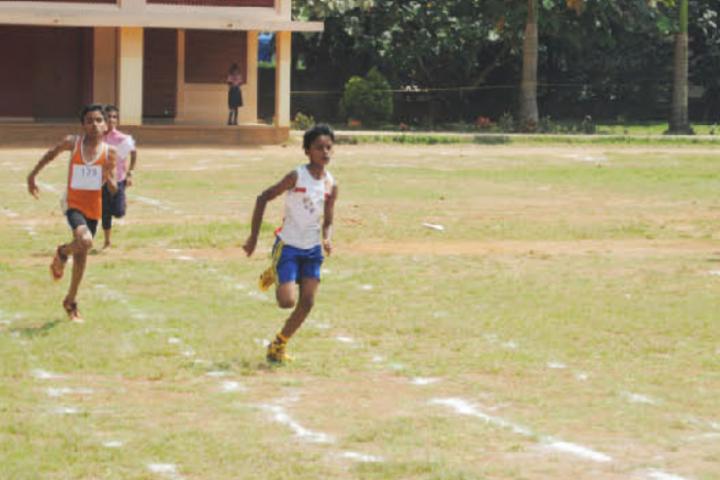St Josephs English Medium School-Sports Day 1