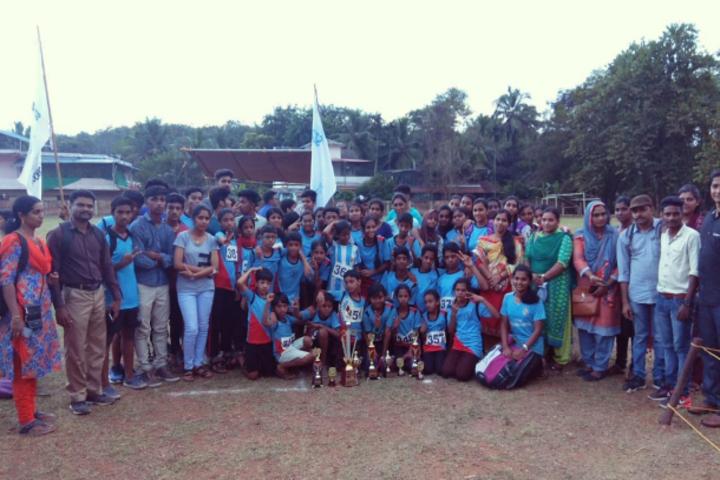 St Josephs English Medium School-Sports Day