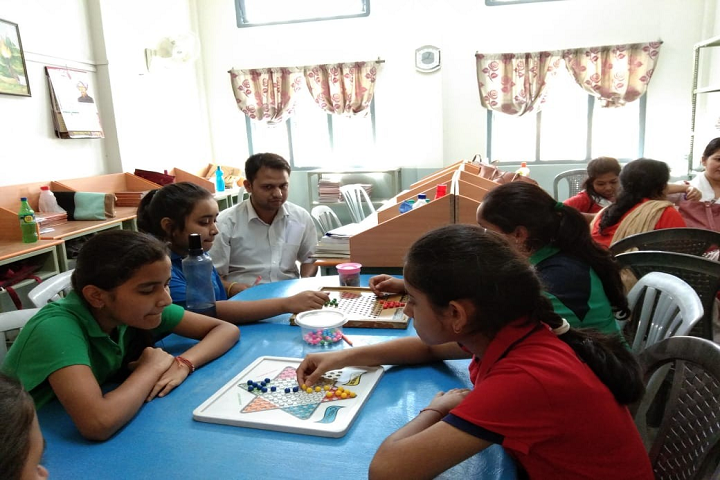 Shree Agrasen Academy-Games