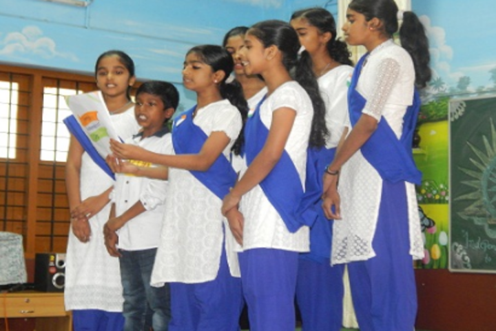 St Josephs Public School-Independence Day