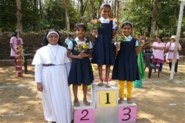 St Josephs Public School-Sports Day