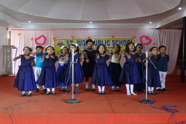 St Jude Public School-Annual Day